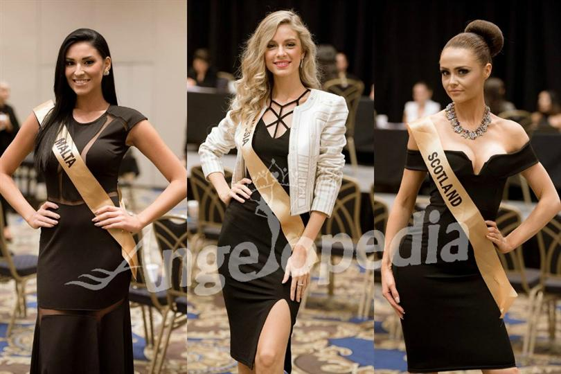 Style like Miss Grand International 2016 beauties for that office party!