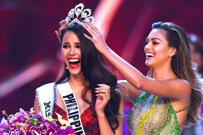 Reigning Miss Universe Catriona Gray reminisces about her incredible journey