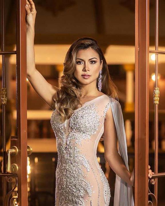 Danae Pierina Meléndez Ramos Reina Hispanoamericana Peru 2019
