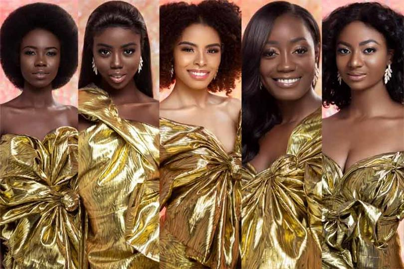 Miss Haiti 2019 Meet the Contestants