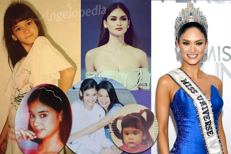 From a bubbly model to a beauty queen: Pia Wurtzbach