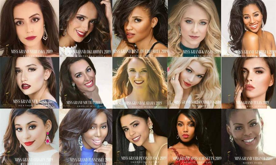 Road to Miss Grand United States 2019