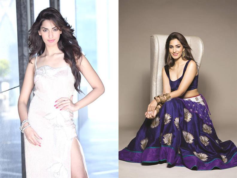 Jhataleka Malhotra Miss India International 2014