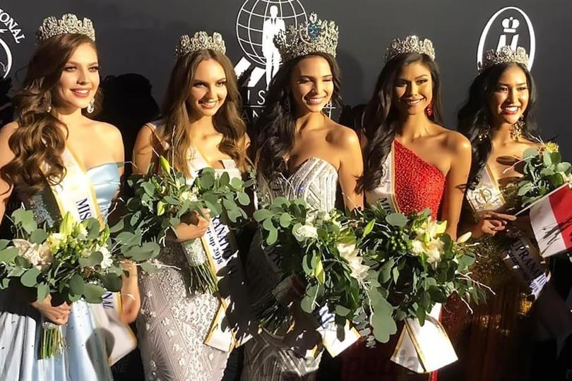 Miss Supranational 2018 Top 5 Question and Answer Round