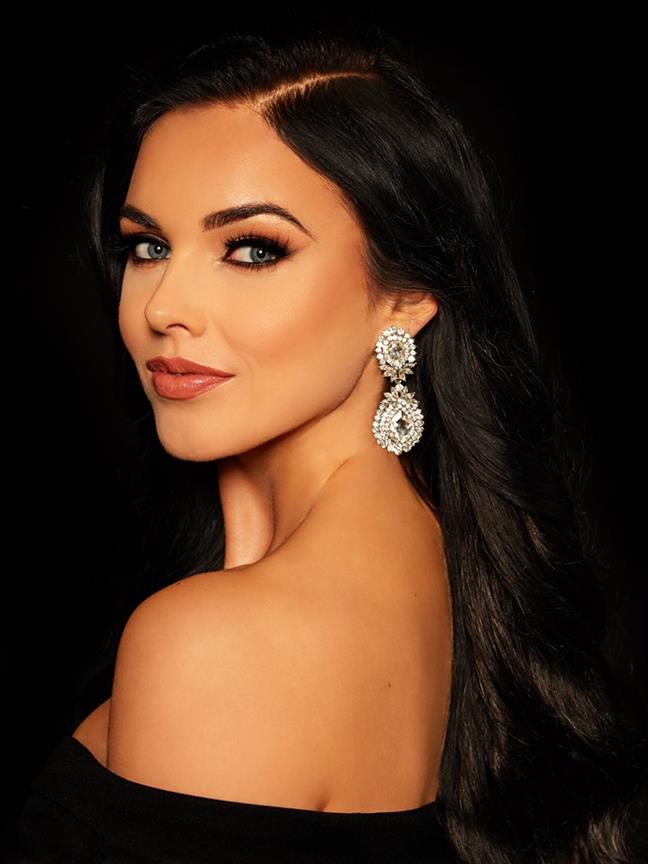 Anne Dalum is Miss United Continents Denmark 2019