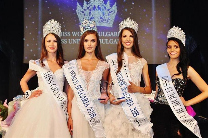 Beloslava Yordanova crowned Miss Grand Bulgaria 2018