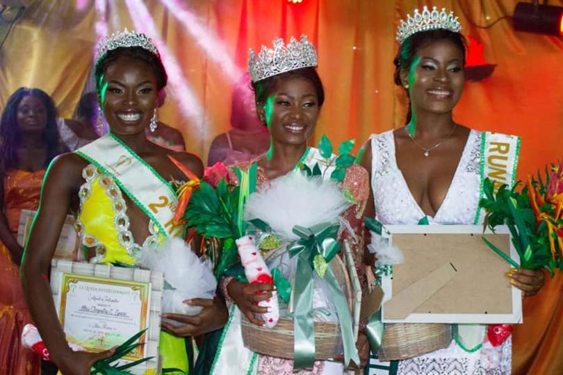Georgia Leela Bemuh crowned Miss Earth Liberia 2019 for Miss Earth 2019