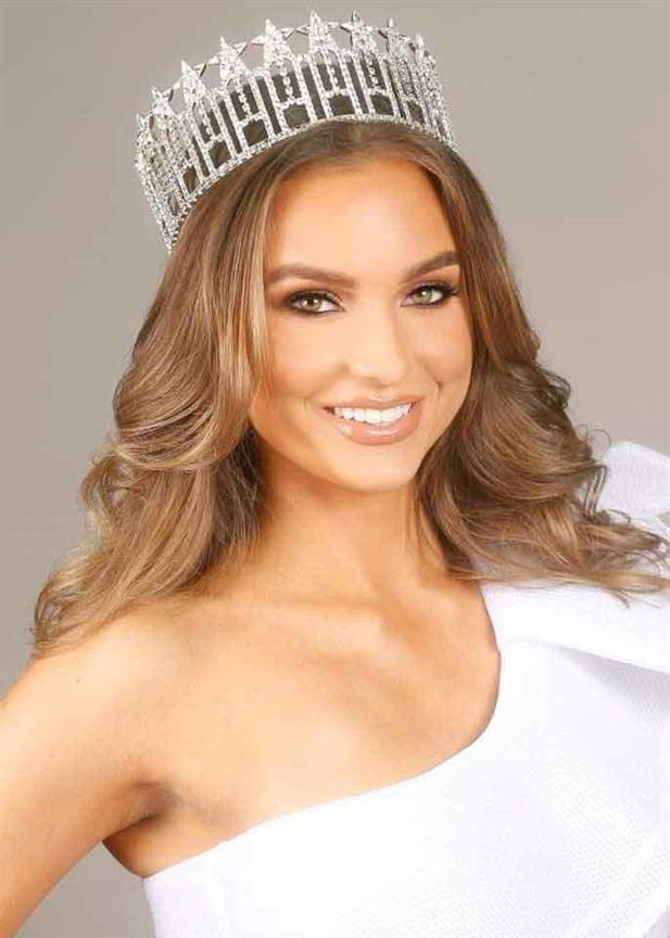 Meet Olivia Pura Miss Illinois USA 2020 for Miss USA 2020