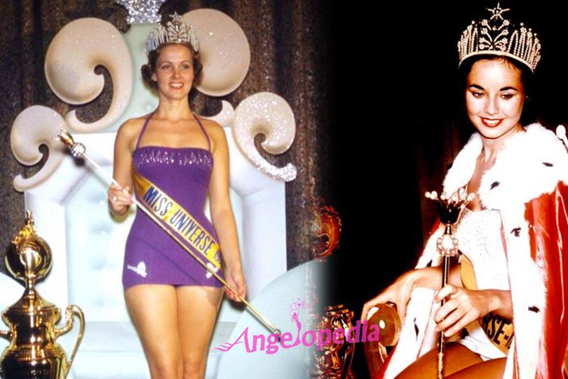 Sandwich wins at Miss World and Miss Universe