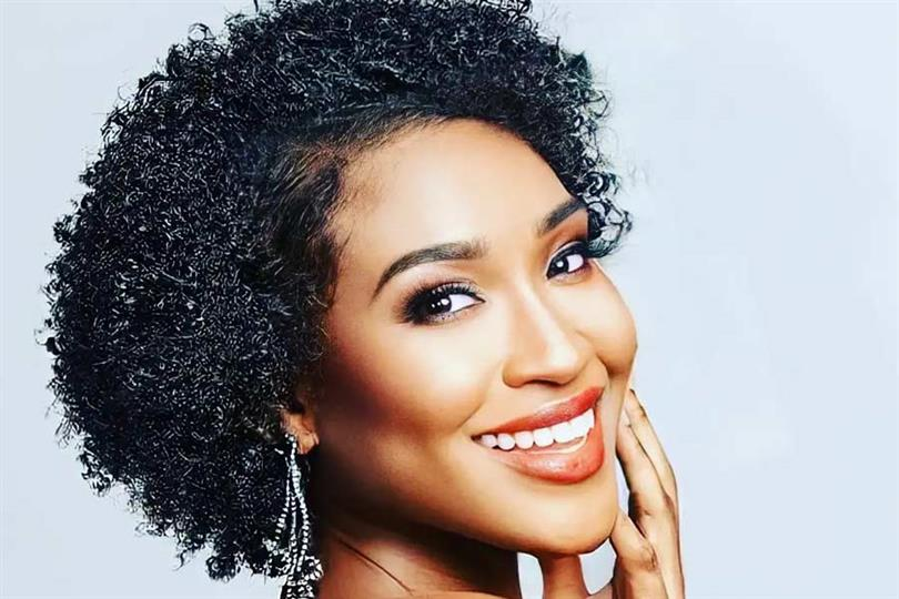 Markeisha Young to represent Belize at Miss World 2021