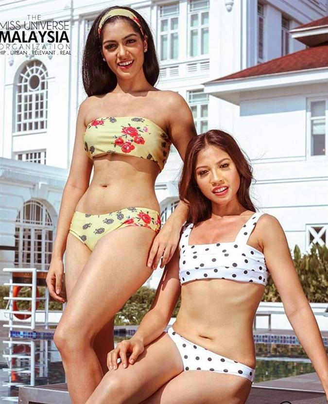 Our favourites from Swimsuit Photo Shoot of Miss Universe Malaysia 2019