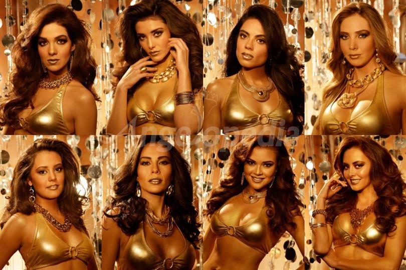 Nuestra Belleza Mexico 2017 Contestants Official Photoshoot
