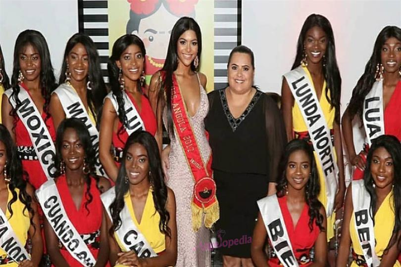 Miss Angola 2018 Meet the Contestants