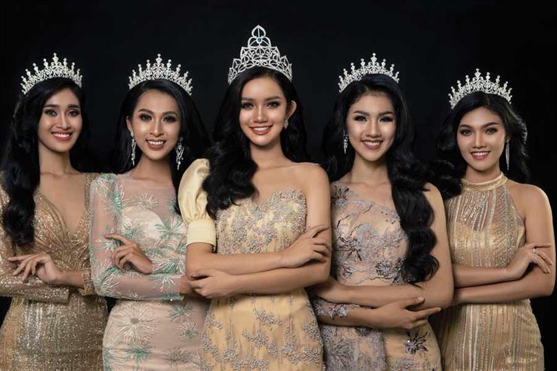 Kachnak Thyda Bon is Miss International Cambodia 2019