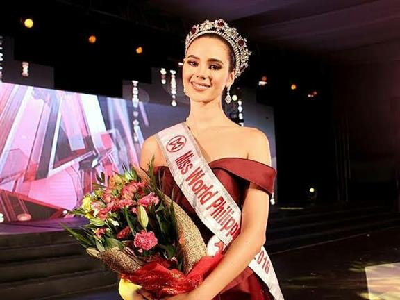 Filipina beauty Catriona Gray's reign has finally begun as Miss Universe 2018