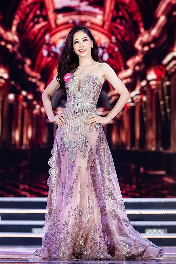 Bui Phuong Nga crowned Miss Grand Vietnam 2018