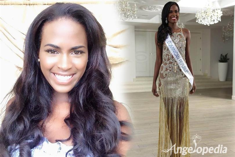 Ingrid Franco crowned Miss Earth Dominican Republic 2017