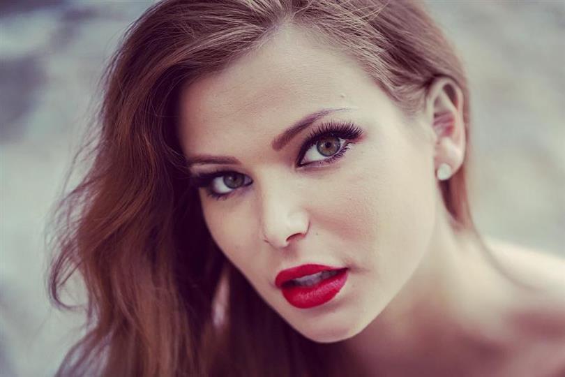 Danijela Burjan crowned Miss Earth Slovenia 2018