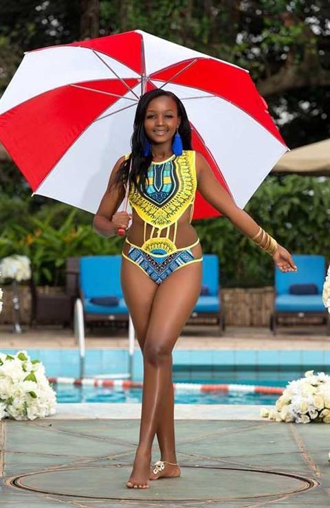 Miss Uganda 2018 Top 5 Hot Picks by Angelopedia