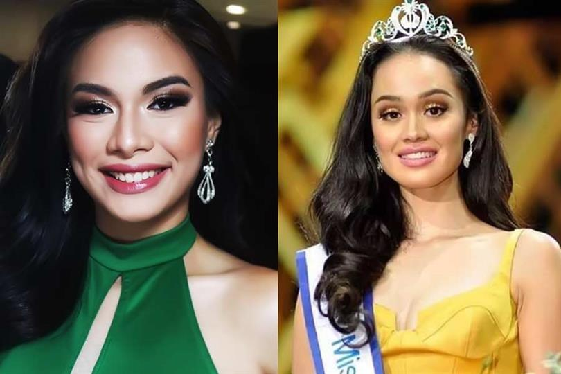 Mary Daena Resurreccion replaces Vanessa Mae Walters as the new Miss Eco Teen Philippines 2019