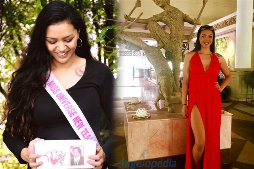 Harlem-Cruz Atarangi Ihaia's admirable efforts towards achieving the title of Miss Universe New Zealand 2017
