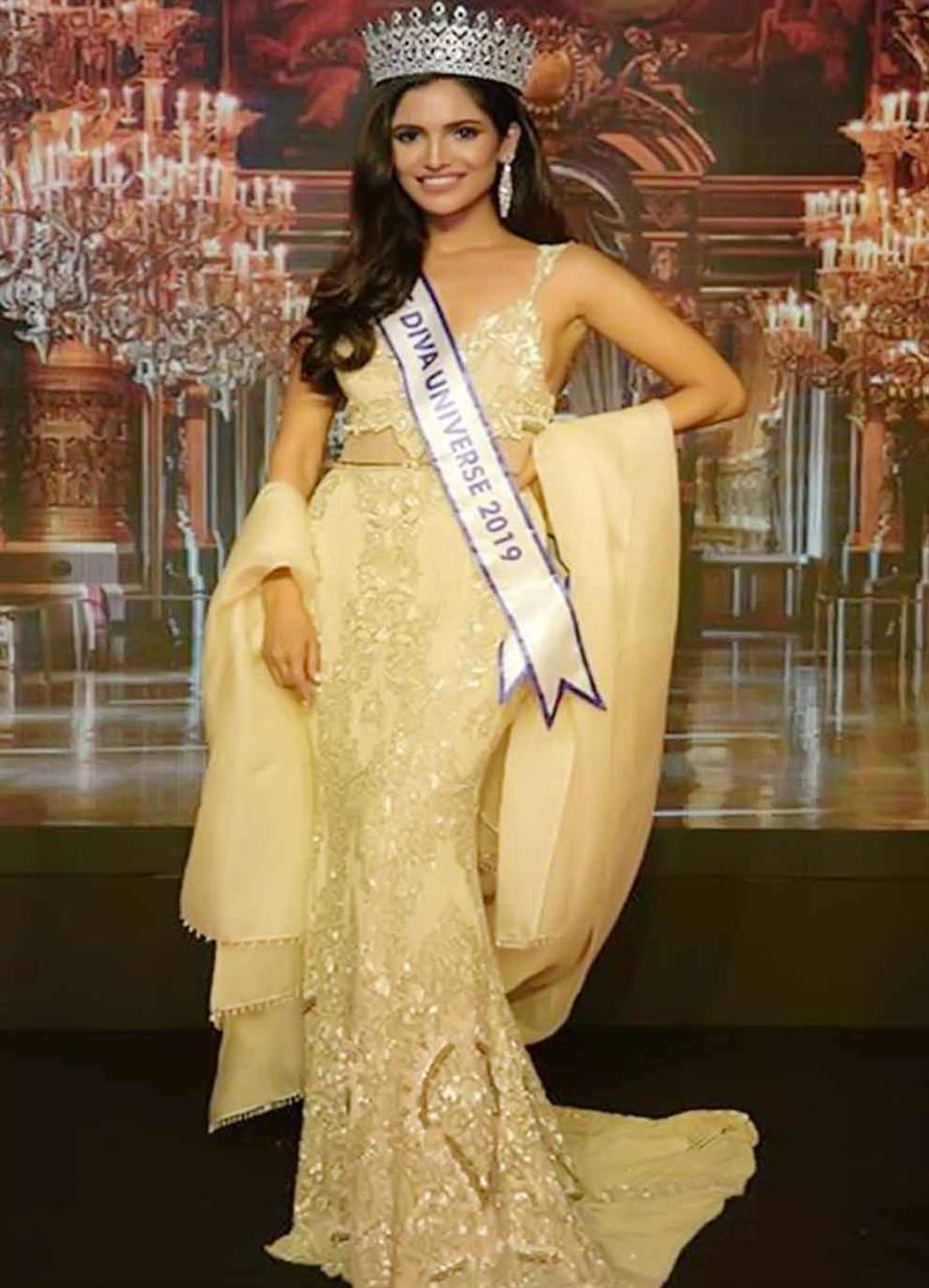 Vartika Singh crowned Miss Diva Universe 2019