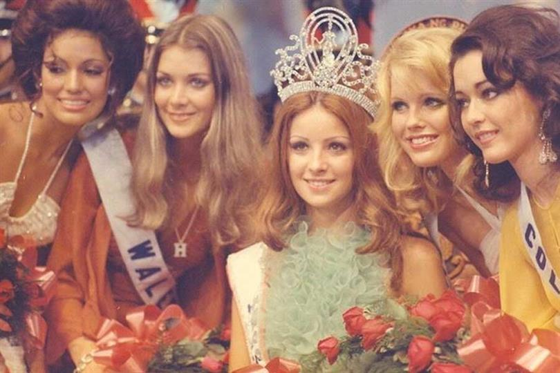 The bitter-sweet reign of Miss Universe 1974 Amparo Muñoz