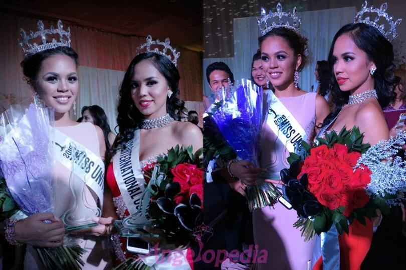 Muñeka Joy Taisipic crowned as Miss Universe Guam 2016