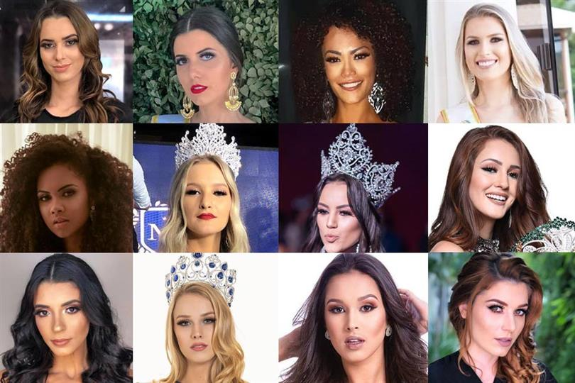 Road to Miss Brasil Mundo 2019 aka Miss World Brazil 2019