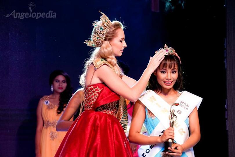 Zeenus Lama crowned as Miss Grand Nepal 2016