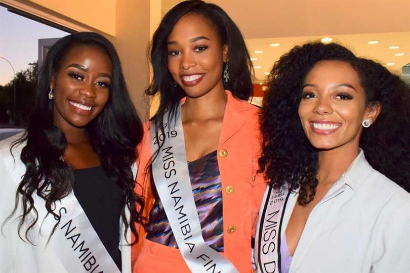 Miss Namibia 2019 Live Blog Full Results