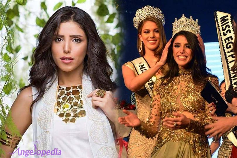 Farah Sedky crowned Miss Universe Egypt 2017