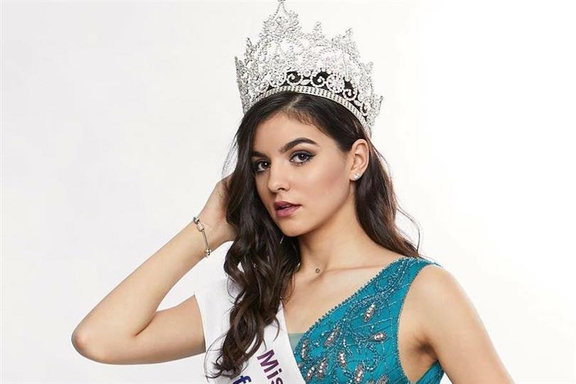 Bianca Tirsin crowned Miss International Romania 2018