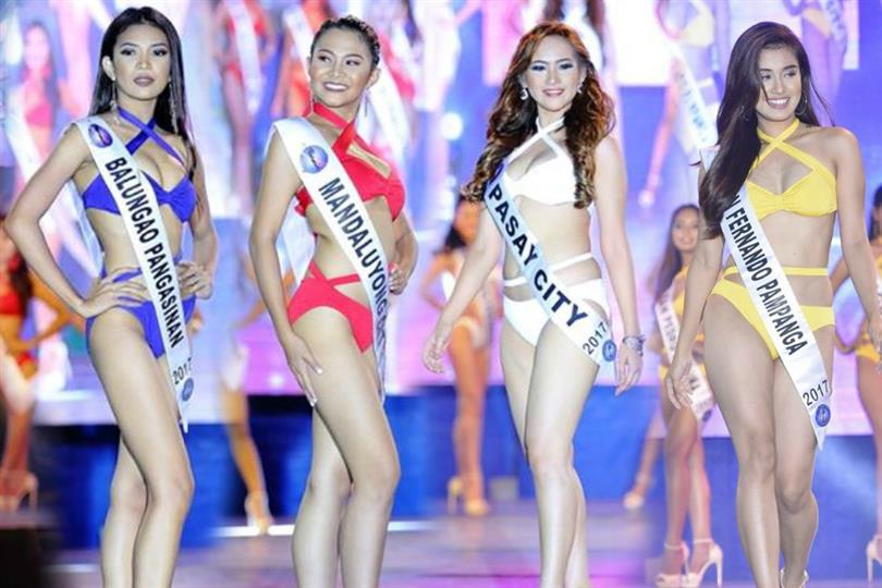 Miss Tourism Philippines 2017 Swimsuit Competition concluded successfully