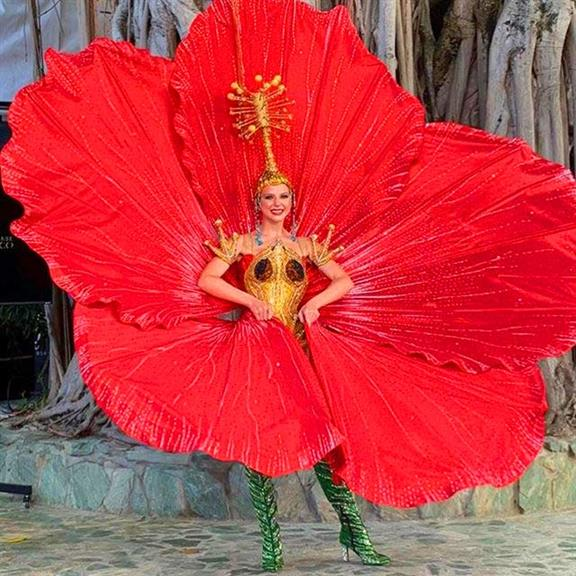 """Madison Sara Anderson to wear costume inspired by national flower """"maga and coquin"""" for Miss Universe 2019"""