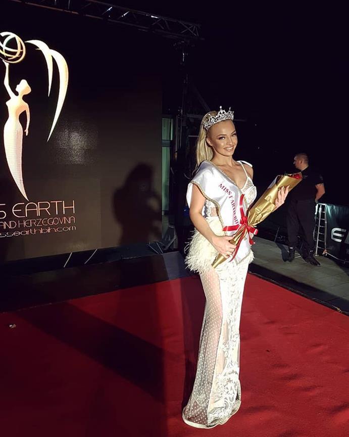Dzejla Korajlic is Miss Earth Bosnia & Herzegovina 2019