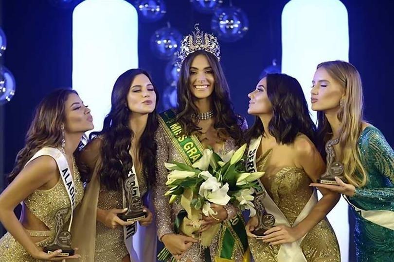 Miss Grand Espirito Santo 2020 Mylena Duarte