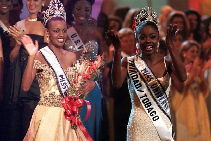 Miss Universe 1998 Wendy Fitzwilliam