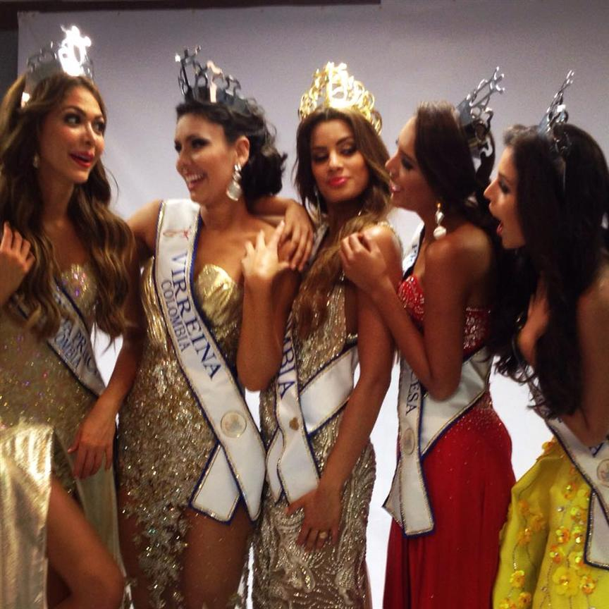 Miss Colombia 2014