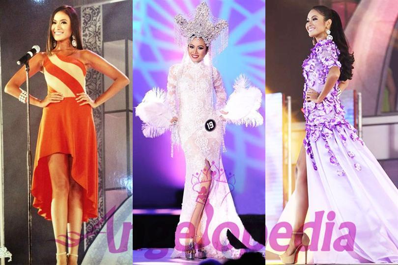 Binibining Pilipinas 2015 contestant Mae Liezel Ramos