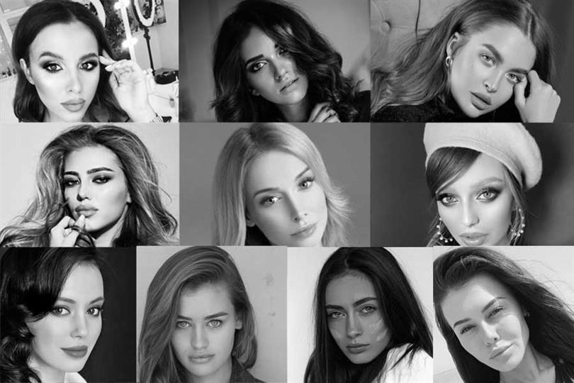 Miss Ukraine 2019 Meet the Contestants