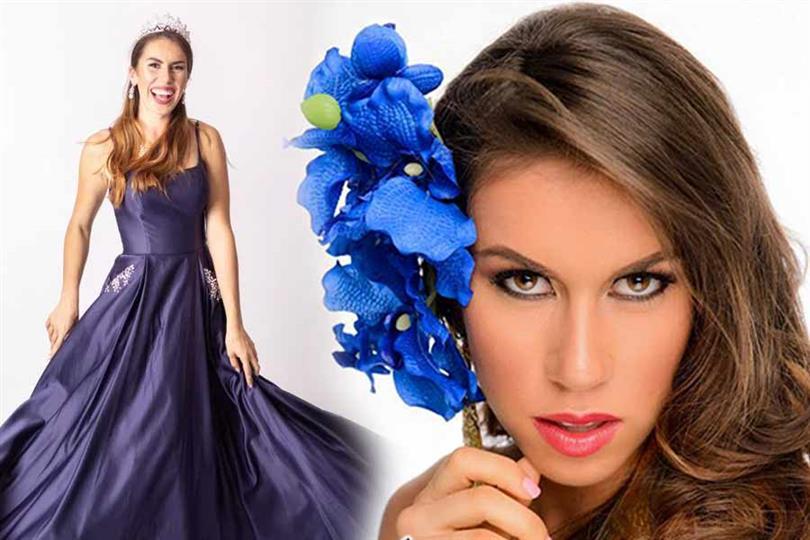 Meet Daniela Piazzi Miss International Aruba 2019