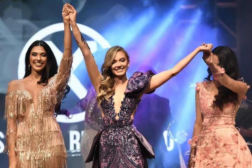 Jessica Jimenez of San José crowned Miss Mundo Costa Rica 2019