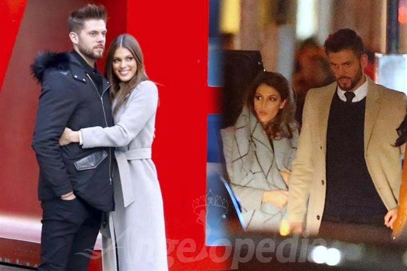 Miss Universe Iris Mittenaere and Matthieu are no longer together?