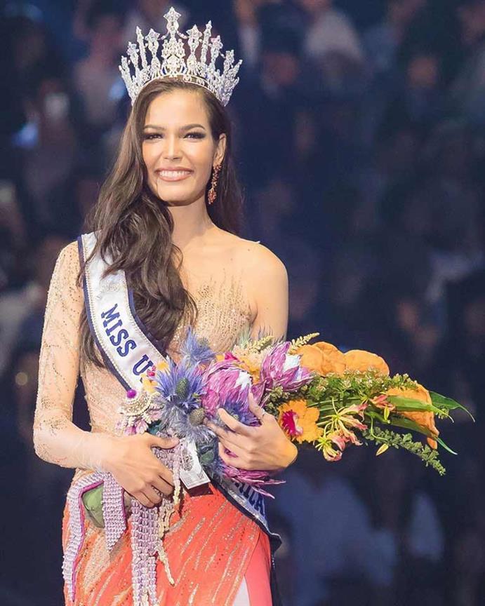 Paweensuda Drouin Miss Universe Thailand 2019