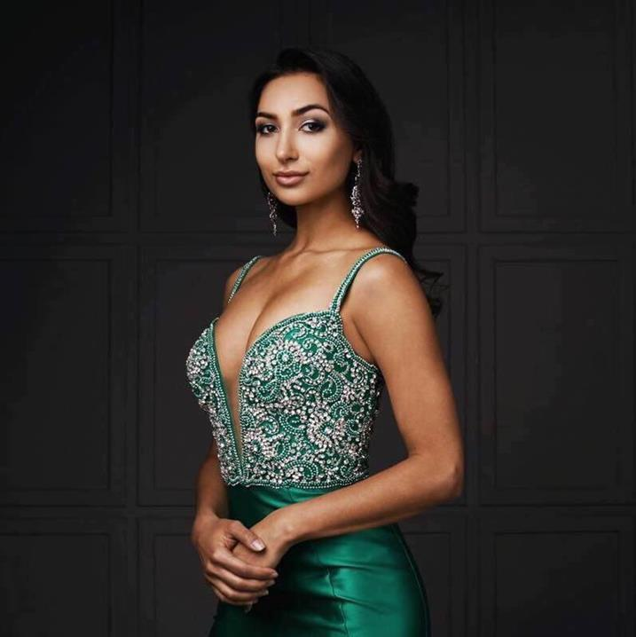 Meet Anzhelika Tahir Miss Supranational Pakistan 2018