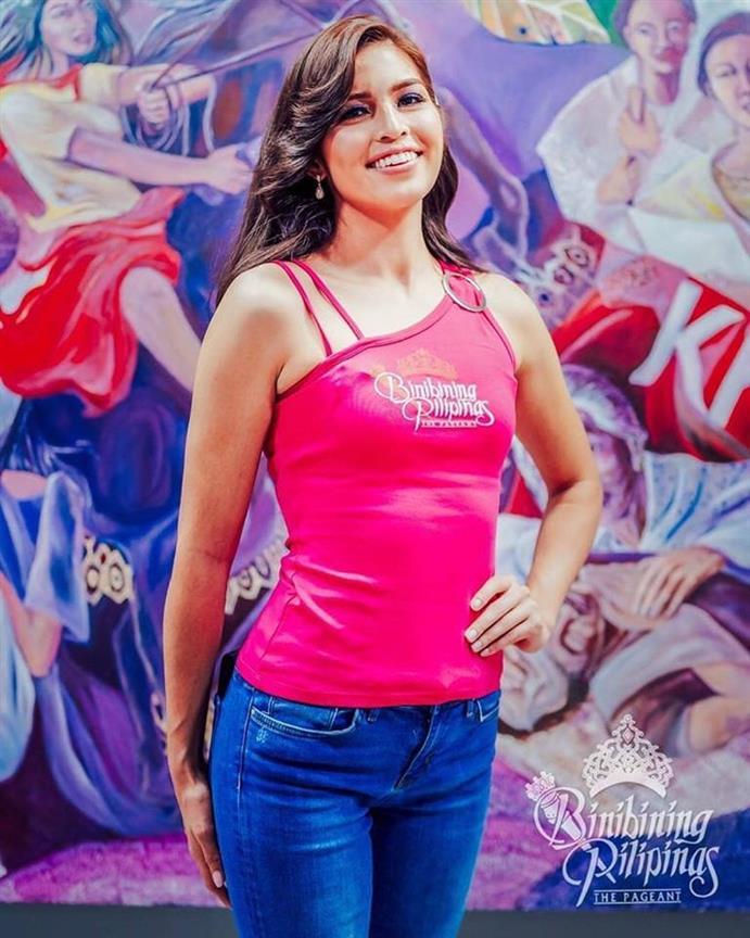 Binibining Pilipinas 2019 Top 40: Samantha Ashley Lo