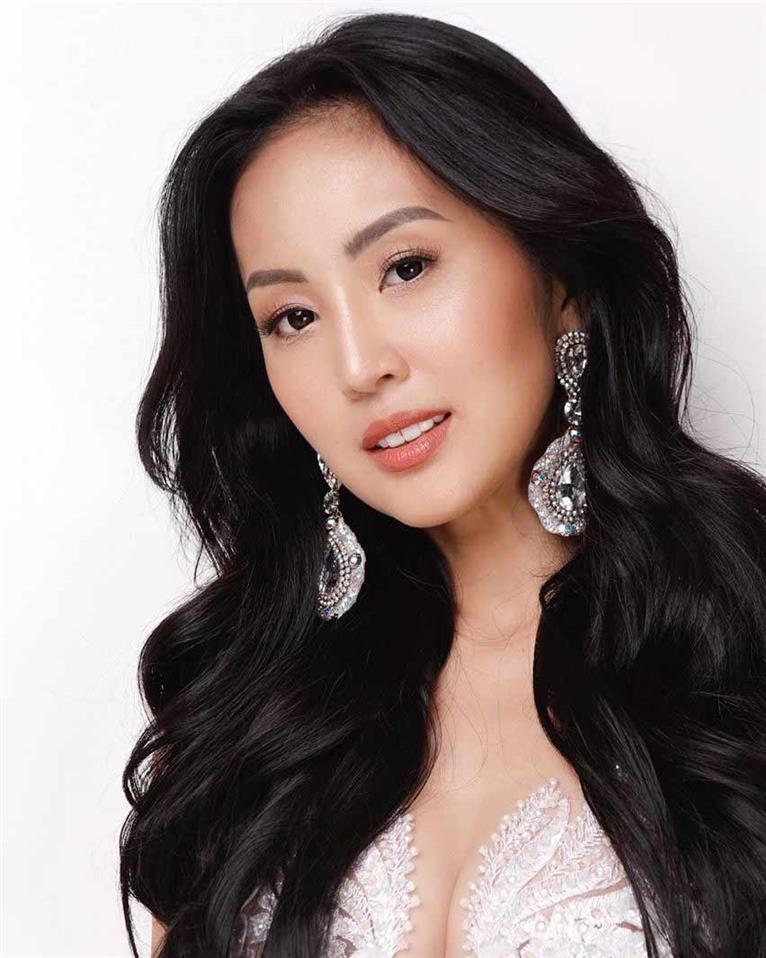 Janelle Lazo Tee Miss Earth Philippines 2019