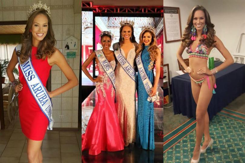 Charlene Leslie crowned as Miss Universe Aruba 2016