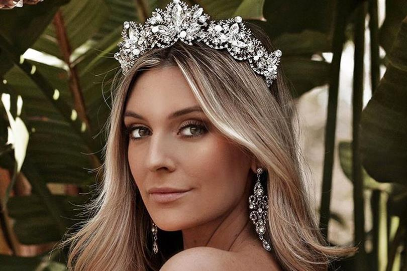 Maddison-Clare Sloane officially confirmed Miss Supranational Australia 2018